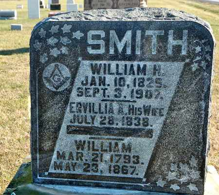 SMITH, WILLIAM H - Richland County, Ohio | WILLIAM H SMITH - Ohio Gravestone Photos