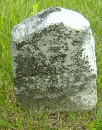 SNAVELY, INFANT - Richland County, Ohio | INFANT SNAVELY - Ohio Gravestone Photos