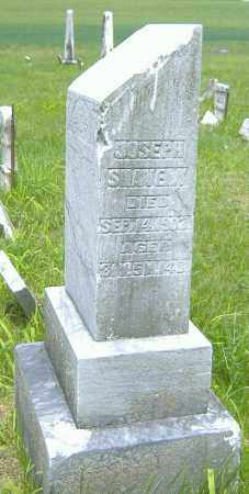 SNAVELY, JOSEPH - Richland County, Ohio | JOSEPH SNAVELY - Ohio Gravestone Photos