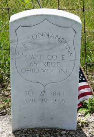 SONNANSTINE, C F - Richland County, Ohio | C F SONNANSTINE - Ohio Gravestone Photos