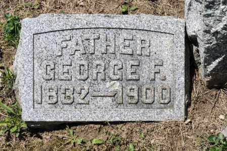 SONNANSTINE, GEORGE F - Richland County, Ohio | GEORGE F SONNANSTINE - Ohio Gravestone Photos