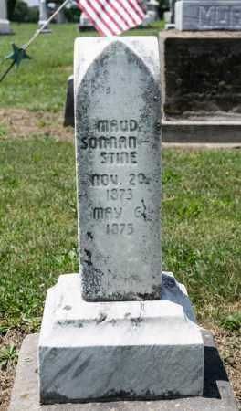 SONNANSTINE, MAUD - Richland County, Ohio | MAUD SONNANSTINE - Ohio Gravestone Photos