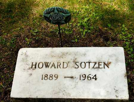 SOTZEN, HOWARD - Richland County, Ohio | HOWARD SOTZEN - Ohio Gravestone Photos