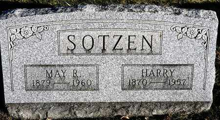 SOTZEN, HARRY - Richland County, Ohio | HARRY SOTZEN - Ohio Gravestone Photos