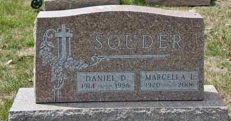 SOUDER, MARCELLA L - Richland County, Ohio | MARCELLA L SOUDER - Ohio Gravestone Photos