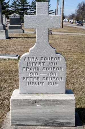 SOUPON, PETER - Richland County, Ohio | PETER SOUPON - Ohio Gravestone Photos