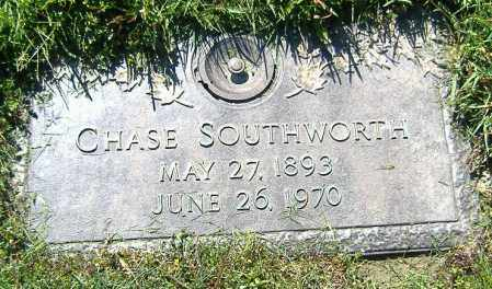SOUTHWORTH, CHASE D. - Richland County, Ohio | CHASE D. SOUTHWORTH - Ohio Gravestone Photos