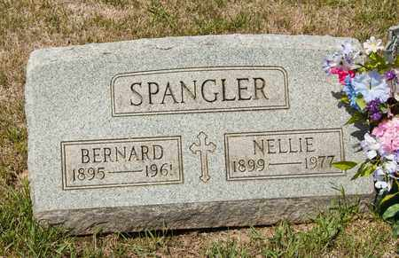 SPANGLER, BERNARD - Richland County, Ohio | BERNARD SPANGLER - Ohio Gravestone Photos