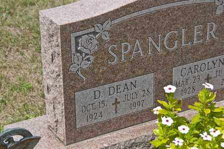 SPANGLER, DAVID DEAN - Richland County, Ohio | DAVID DEAN SPANGLER - Ohio Gravestone Photos
