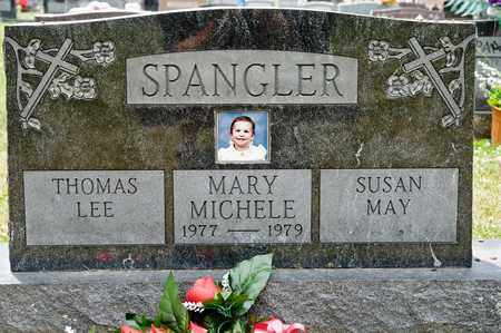 SPANGLER, MARY MICHELE - Richland County, Ohio | MARY MICHELE SPANGLER - Ohio Gravestone Photos