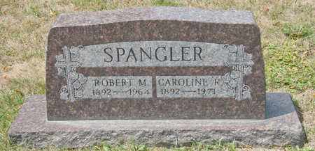 SPANGLER, ROBERT M - Richland County, Ohio | ROBERT M SPANGLER - Ohio Gravestone Photos