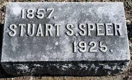 SPEER, STUART S - Richland County, Ohio | STUART S SPEER - Ohio Gravestone Photos