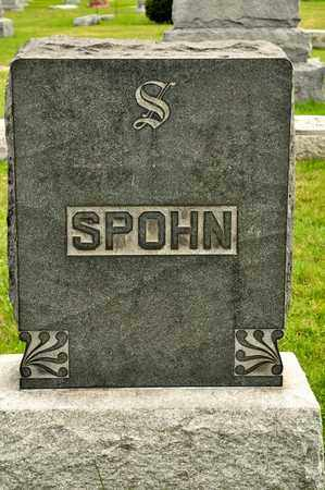 SPOHN, FRANK PIERCE - Richland County, Ohio | FRANK PIERCE SPOHN - Ohio Gravestone Photos