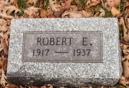 SPRAGUE, ROBERT E - Richland County, Ohio | ROBERT E SPRAGUE - Ohio Gravestone Photos