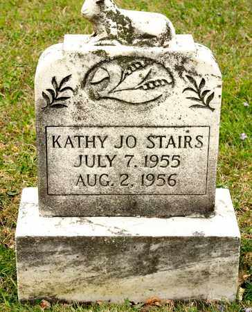 STAIRS, KATHY JO - Richland County, Ohio | KATHY JO STAIRS - Ohio Gravestone Photos