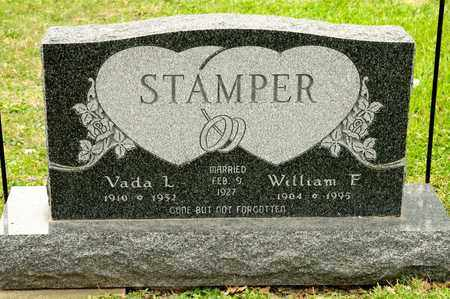 STAMPER, WILLIAM F - Richland County, Ohio | WILLIAM F STAMPER - Ohio Gravestone Photos