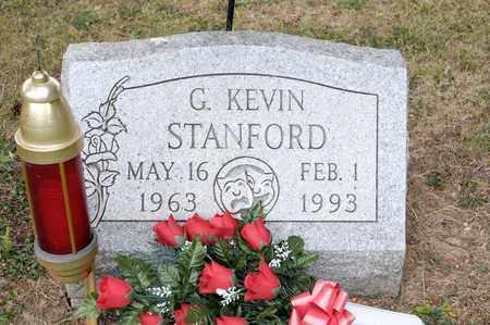 STANFORD, G KEVIN - Richland County, Ohio | G KEVIN STANFORD - Ohio Gravestone Photos