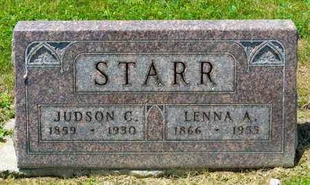STARR, LENNA ANN - Richland County, Ohio | LENNA ANN STARR - Ohio Gravestone Photos