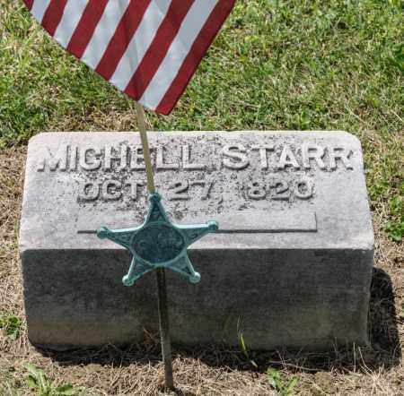 STARR, MICHELL - Richland County, Ohio | MICHELL STARR - Ohio Gravestone Photos