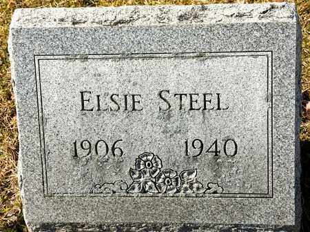 STEEL, ELSIE - Richland County, Ohio | ELSIE STEEL - Ohio Gravestone Photos