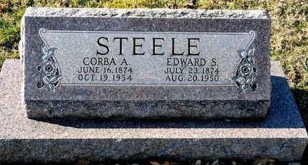 STEELE, EDWARD S - Richland County, Ohio | EDWARD S STEELE - Ohio Gravestone Photos