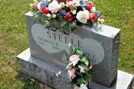 STEELE, CHARLES D - Richland County, Ohio | CHARLES D STEELE - Ohio Gravestone Photos