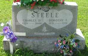 STEELE, DOROTHY E - Richland County, Ohio | DOROTHY E STEELE - Ohio Gravestone Photos