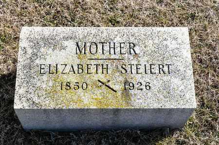 STEIERT, ELIZABETH - Richland County, Ohio | ELIZABETH STEIERT - Ohio Gravestone Photos