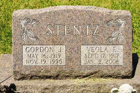 STENTZ, VEOLA E - Richland County, Ohio | VEOLA E STENTZ - Ohio Gravestone Photos