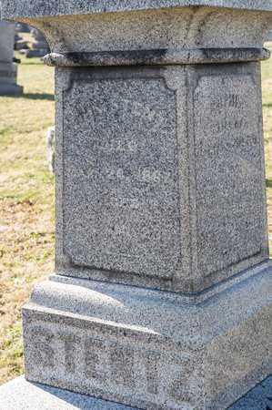 STENTZ, JOHN - Richland County, Ohio | JOHN STENTZ - Ohio Gravestone Photos
