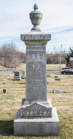 STENTZ, CORNELIA A - Richland County, Ohio | CORNELIA A STENTZ - Ohio Gravestone Photos