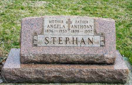 STEPHAN, ANTHONY - Richland County, Ohio | ANTHONY STEPHAN - Ohio Gravestone Photos