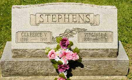STEPHENS, CLARENCE V - Richland County, Ohio | CLARENCE V STEPHENS - Ohio Gravestone Photos