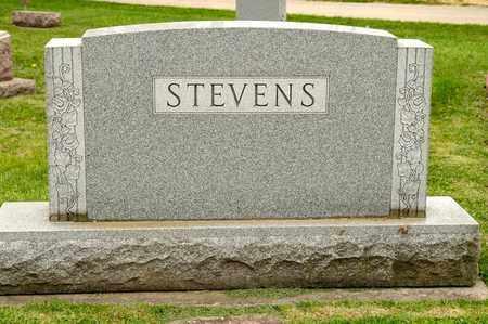 STEVENS, MARTHA L - Richland County, Ohio | MARTHA L STEVENS - Ohio Gravestone Photos