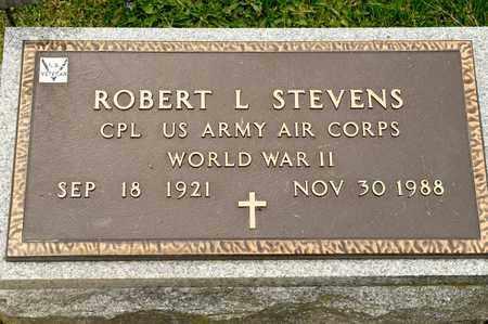 STEVENS, ROBERT L - Richland County, Ohio | ROBERT L STEVENS - Ohio Gravestone Photos