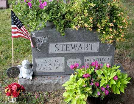 STEWART, EARL G - Richland County, Ohio   EARL G STEWART - Ohio Gravestone Photos