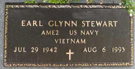 STEWART, EARL GLYNN - Richland County, Ohio | EARL GLYNN STEWART - Ohio Gravestone Photos