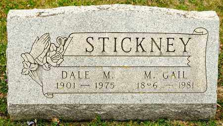 STICKNEY, DALE M - Richland County, Ohio | DALE M STICKNEY - Ohio Gravestone Photos