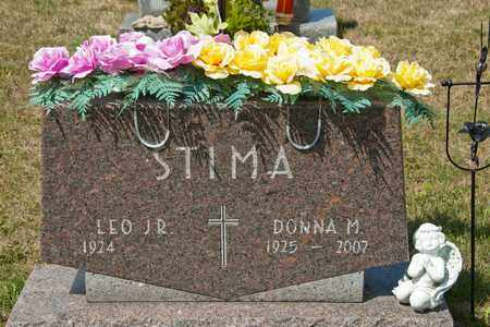STIMA, DONNA M - Richland County, Ohio | DONNA M STIMA - Ohio Gravestone Photos