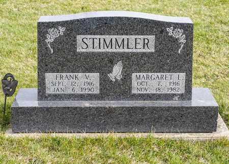 STIMMLER, FRANK V - Richland County, Ohio | FRANK V STIMMLER - Ohio Gravestone Photos