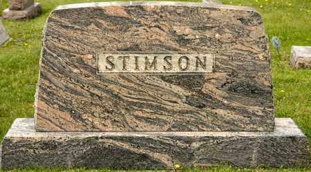 STIMSON, FLORENCE V - Richland County, Ohio | FLORENCE V STIMSON - Ohio Gravestone Photos