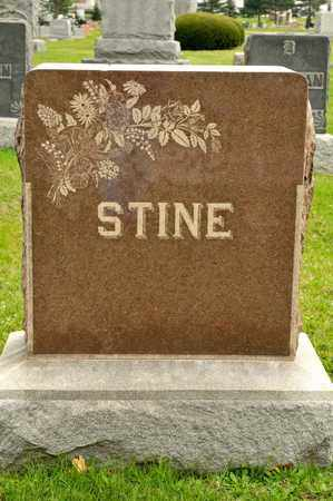 STINE, CHARLES C - Richland County, Ohio | CHARLES C STINE - Ohio Gravestone Photos