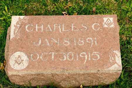 STINE, CHARLES C - Richland County, Ohio | CHARLES C STINE - Ohio Gravestone Photos