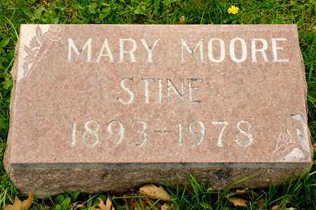 STINE, MARY - Richland County, Ohio | MARY STINE - Ohio Gravestone Photos