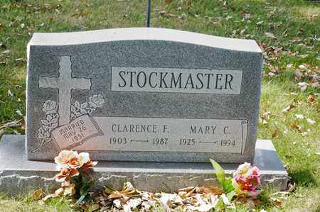 STOCKMASTER, CLARENCE F - Richland County, Ohio | CLARENCE F STOCKMASTER - Ohio Gravestone Photos