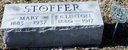 STOFFER, CLINTON - Richland County, Ohio | CLINTON STOFFER - Ohio Gravestone Photos