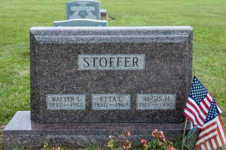 STOFFER, WALTER I - Richland County, Ohio | WALTER I STOFFER - Ohio Gravestone Photos