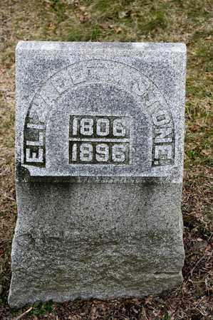 STONE, ELIZABETH - Richland County, Ohio | ELIZABETH STONE - Ohio Gravestone Photos