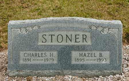 STONER, CHARLES H - Richland County, Ohio | CHARLES H STONER - Ohio Gravestone Photos