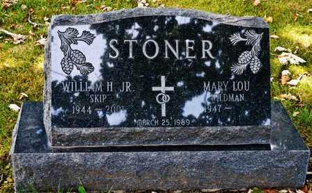 STONER JR, WILLIAM H - Richland County, Ohio | WILLIAM H STONER JR - Ohio Gravestone Photos